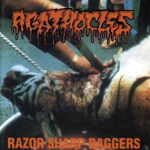Razor Sharp Daggers