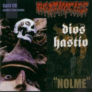 Frost Bitten Death / Nolme (AGATHOCLES / DIOS HASTÍO)