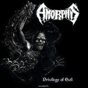 Privilege Of Evil