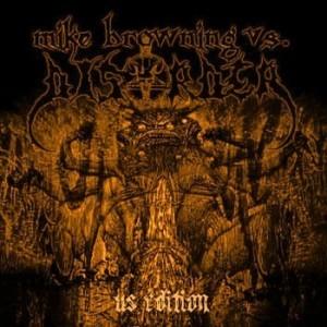 Disörder versus Mike Browning EP