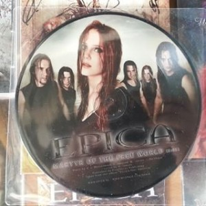Martyr Of The Free Word / From The Heaven Of My Heart (EPICA / AMORPHIS)
